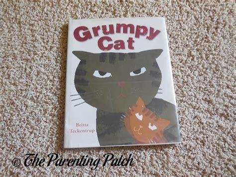 Grumpy Cat Patch grumpy cat book review parenting patch
