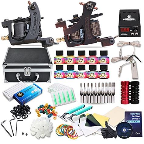 dragonhawk tattoo kit 100 complete kits 2 complete