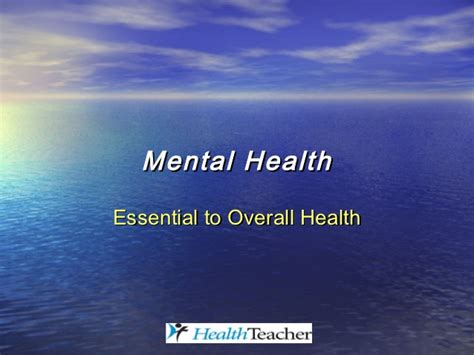 templates powerpoint mental health mental health ppt