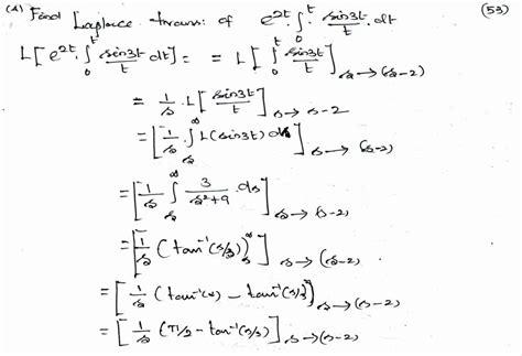 calculator laplace tpgit mathematics laplace transform of integrals