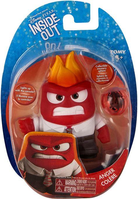 figure insider disney pixar inside out anger figure memory