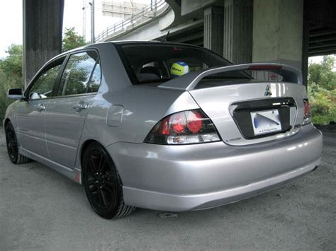 modified mitsubishi lancer 2005 trianglechoke 2005 mitsubishi lancer specs photos