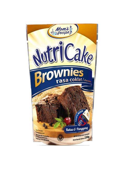 Premiks Chocolate Cake nutricake instant cake brownies chocolate pch 230g