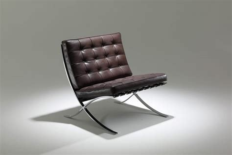 Knoll Barcelona by Barcelona Chair Knoll International Used Design