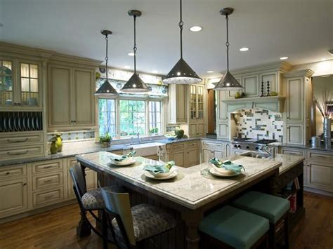 kitchen triangle design with island 1000 ideas about l shaped island on