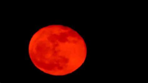 red moon   fun