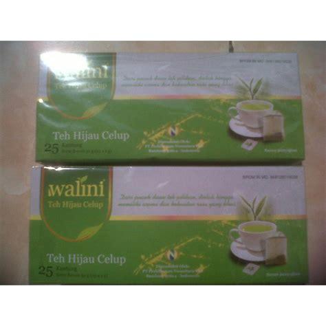 Produk Teh Hijau walini green tea teh hijau elevenia