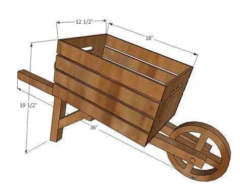 wooden wheelbarrow clipart www pixshark images