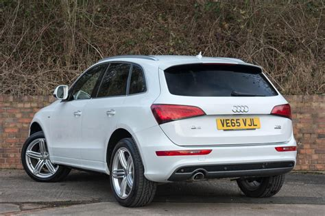 audi suv q5 used for sale used 2016 audi q5 suv quattro 5dr for sale in west