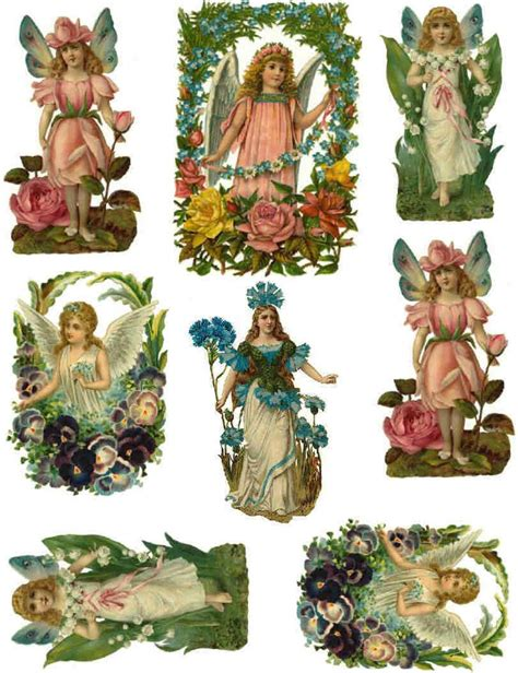 1000 Images About Decoupage Prints On Vintage