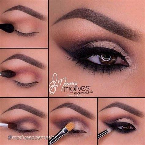 eyeliner tutorial work fashionble natural eye makeup tutorials for work styles