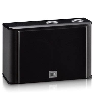 jbl es10bk 3 way 4 quot bookshelf speaker black
