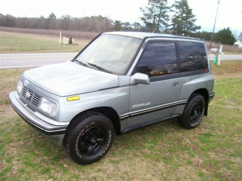 sidekick jeep 1994 geo tracker 4x4 automatic sidekick jeep 82k miles towing
