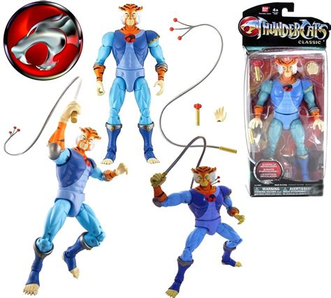 Thundercats Thundertank Bandai tygra 8 inch thundercats classic figure project collectibles figures durban