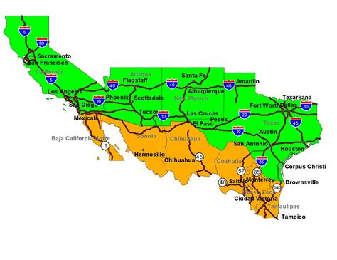 map of texas mexico border towns the westerner wilderness on the border 9 articles on mexican border violence