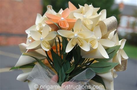 Origami Flowers Wedding - origami wedding origami for your special day