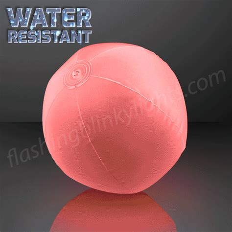 light up beach balls light up beach ball with color change led at