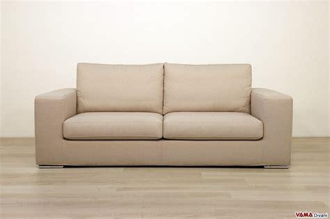 tessuto divano divano moderno di design in tessuto grigio anche su misura