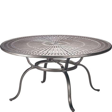 tropitone cast aluminum tables discount furniture at