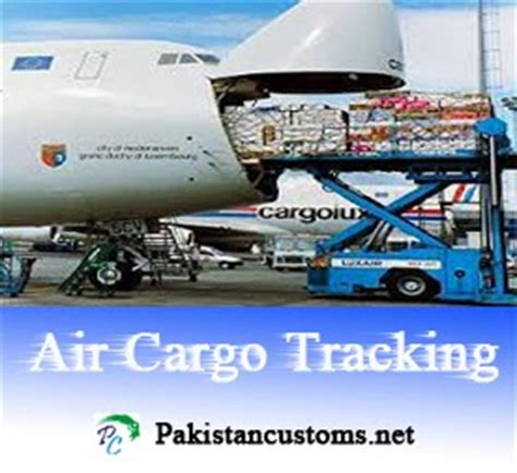 air cargo tracking or air shipment tracking customs information portal