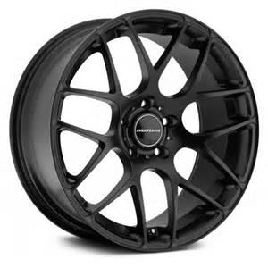 Black Light Truck Wheels Avant Garde 174 M310 Wheels Matte Black Rims