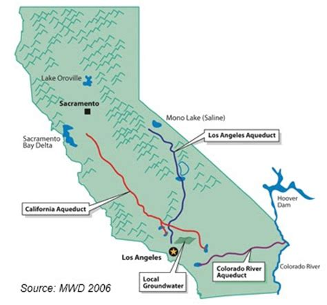 california state water project map decoding satan why is the california aqueduct 444