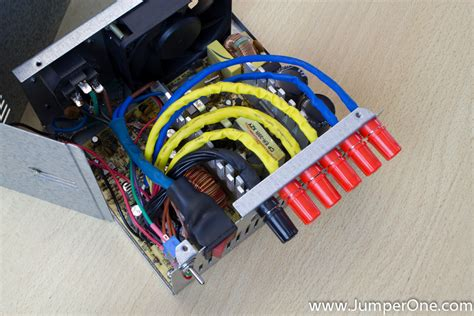 convert pc power supply to bench converting atx power supply to lab bench power supply