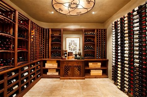 Turn Photo Into Wall Mural creating a wine cellar in the basement home select