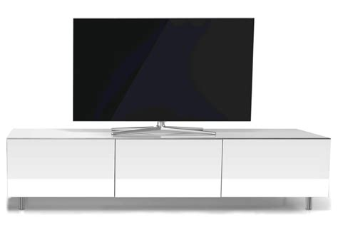 White Tv Cabinets by Just Racks Jrl1650 Gloss White Tv Cabinet Tv Stands