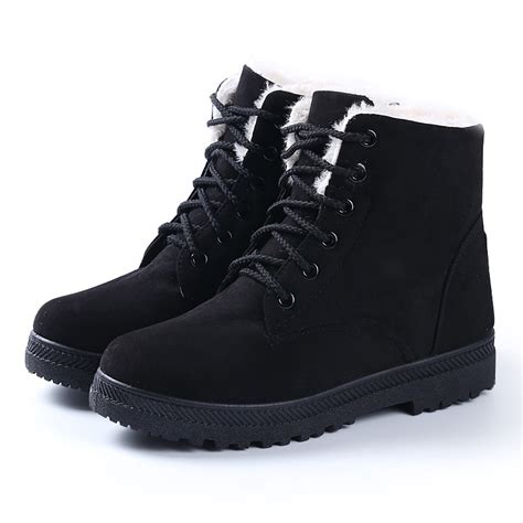 boots 2016 new snow boots winter fashion ankle