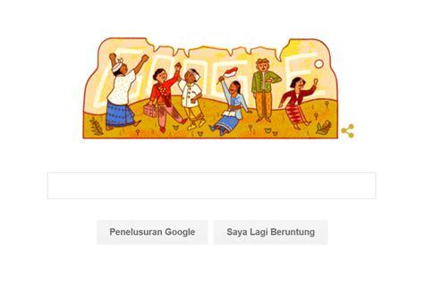 doodle sumpah pemuda doodle celebrates sumpah pemuda science tech