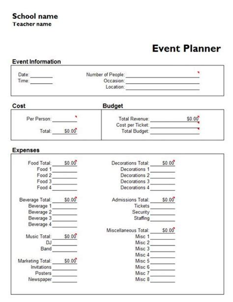 event organisation template best 25 event planning template ideas on