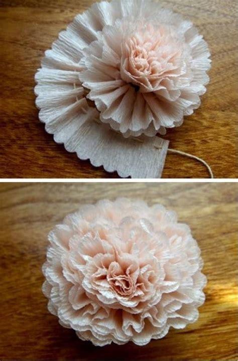 fare fiori con carta crespa fiori di carta crespa fiori di carta fiori di carta