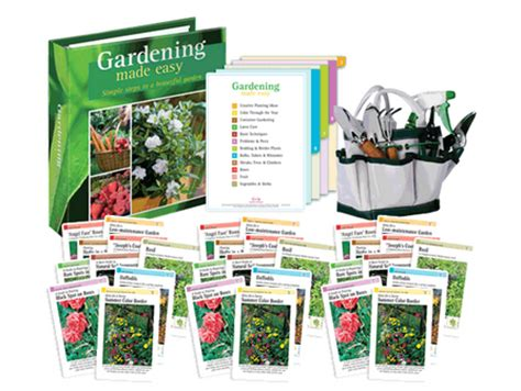 Gardening Made Easy Cards Gardening Made Easy Card Set Only 5 95 Get A Free 7