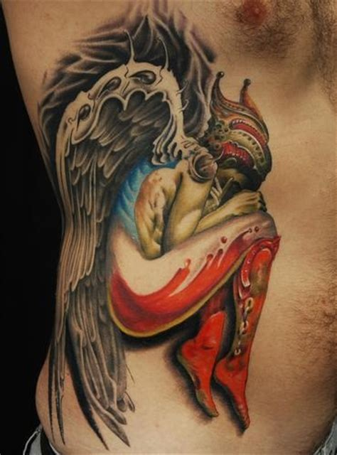 angel tattoo rib cage 82 best images about tattoos henna design on pinterest