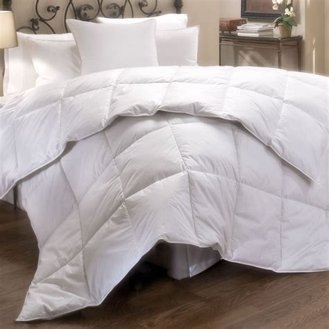 white down comforters luxury primaloft r white down alternative comforter