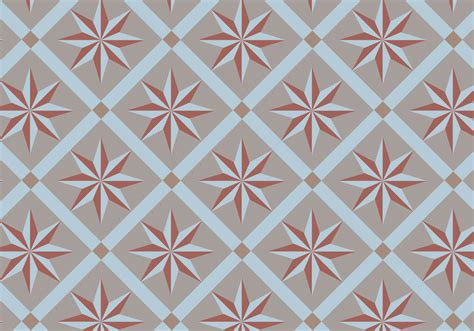tiles pattern vector star tile pattern download free vector art stock