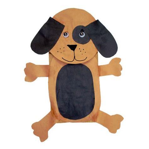 dog puppet pattern paper bag pets preschool theme on pinterest pet theme cat crafts