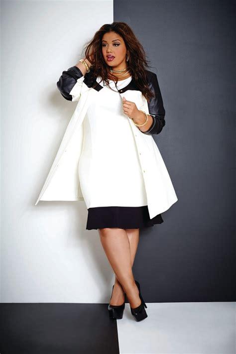 Modee Kleider by Kleider In Gro 223 En Gr 246 223 En Elegante Mode F 252 R Kurvige Damen