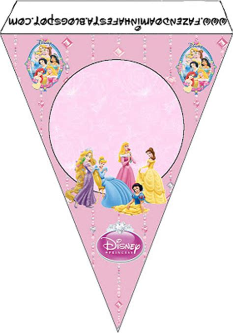 printable princess banner disney princess free party printables oh my fiesta in