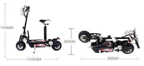 katlanir elektrikli scooter hub motor katlanir