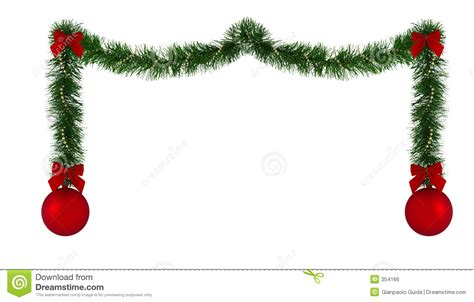 christmas ornament border clipart clipartsgram com