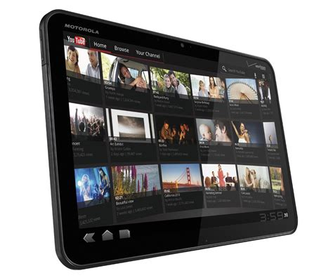 for android tablet motorola xoom android tablet gadgetsin