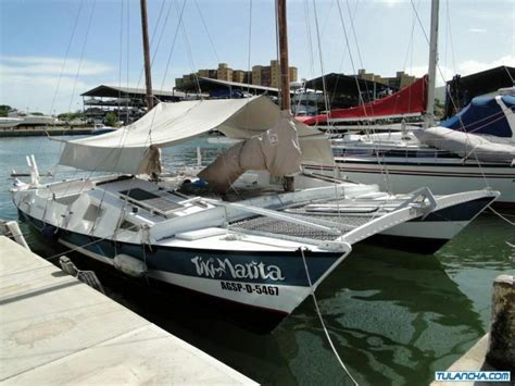 catamaran for sale venezuela wharram tiki 31 in anzoategui catamaran sailboat used 66695
