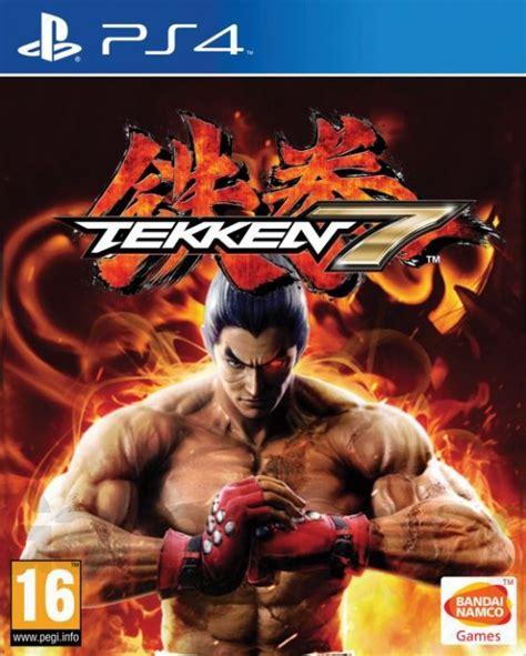 Kaset Ps4 Tekken 7 tekken 7 לקונסולת ps4 משחק המכות טקן 7 עכשיו בדומינטור בהזמנה מוקדמת