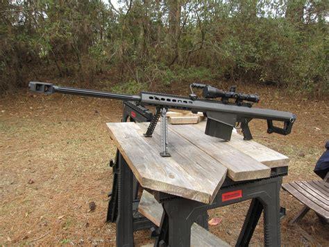 Barret 50 Bmg by Firearm Review Barrett 82a1 50 Cal