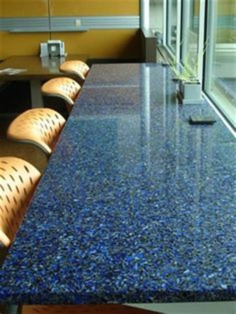 1000 images about recycled glass counter tops on