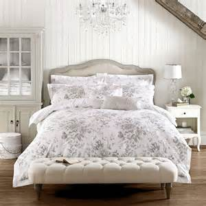 Floral Print Duvet Cover Holly Willoughby Ruby Grey Duvet Cover Jarrold Norwich