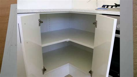 kitchen corner cabinet corner wall cabinet youtube corner cabinet problems and solutions youtube