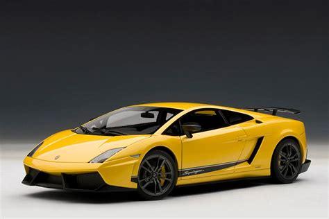 Lamborghini Gallardo Superleggera Yellow Autoart Lamborghini Gallardo Lp570 4 Superleggera